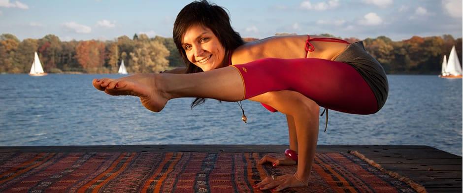 Yoga am Tag der Deutschen Einheit