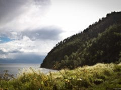 Baikalsee Yogareise 2012