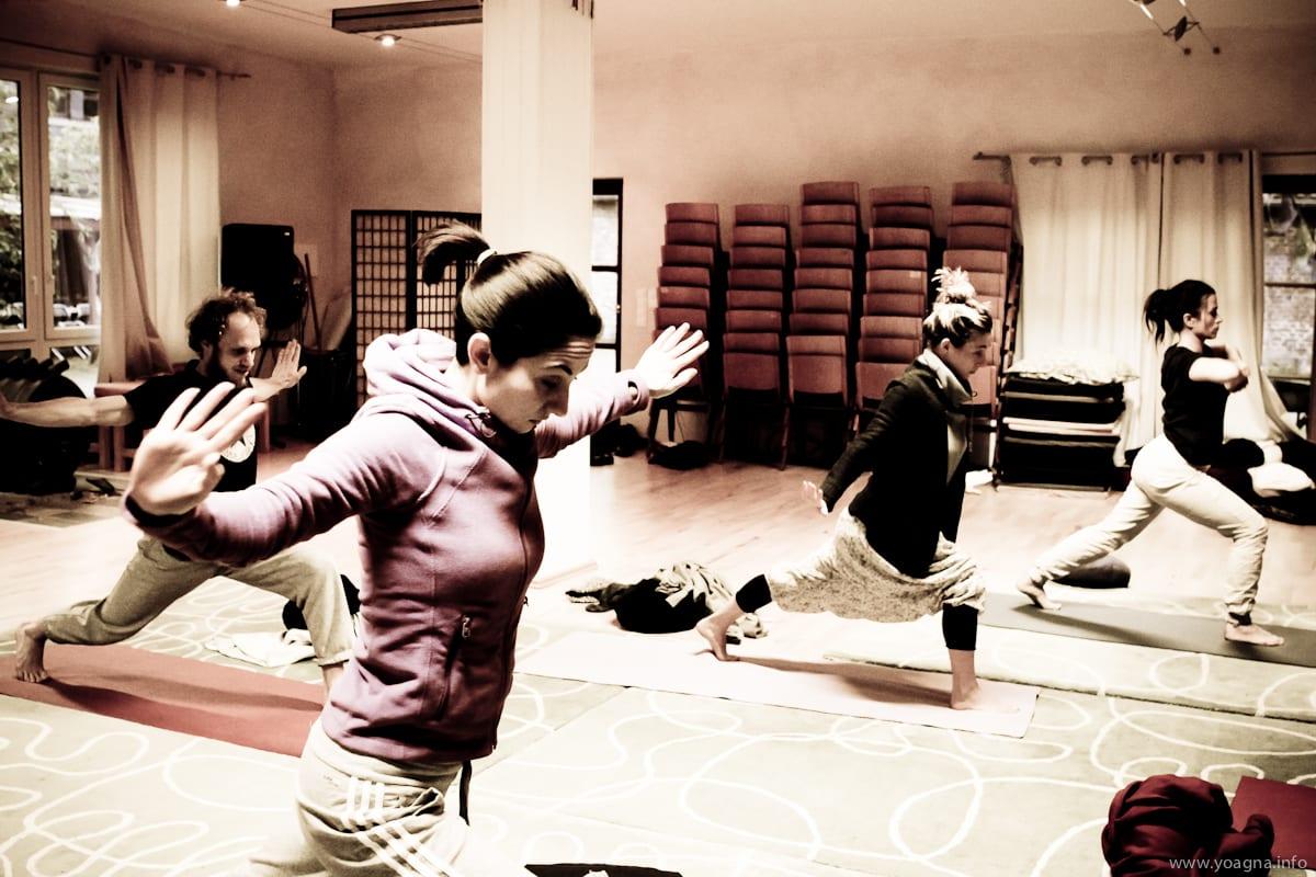 Winter Yoga Retreat 2012