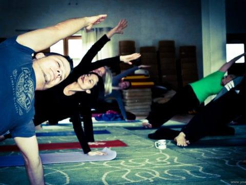 Frühling am Start – Yoga Retreat, April 2013
