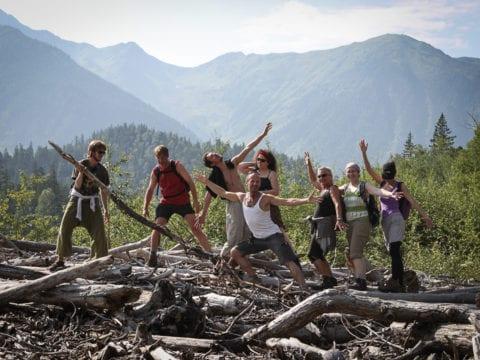 Baikalsee Yoga Retreat 2013