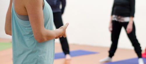 Yoga Workshop für Anfänger am 30. November 2014