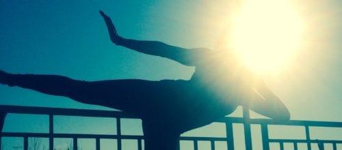 Hatha Yoga Abend Workshop mit Nica am 6. März