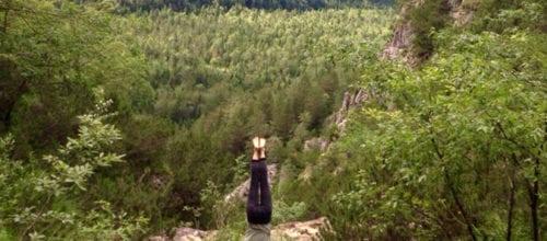 Yoga im Wald mit Sabrina am 24. Juli