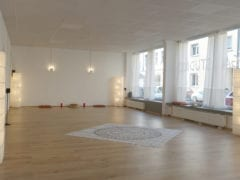Yoagna Yogastudio Räumlichkeiten