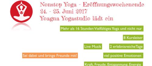 Nonstop Yoga Festival 2017 – das erste Yoga Festival in Duisburg