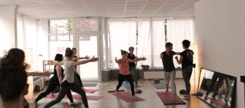 Zusätzliche Yoga Klassen im September